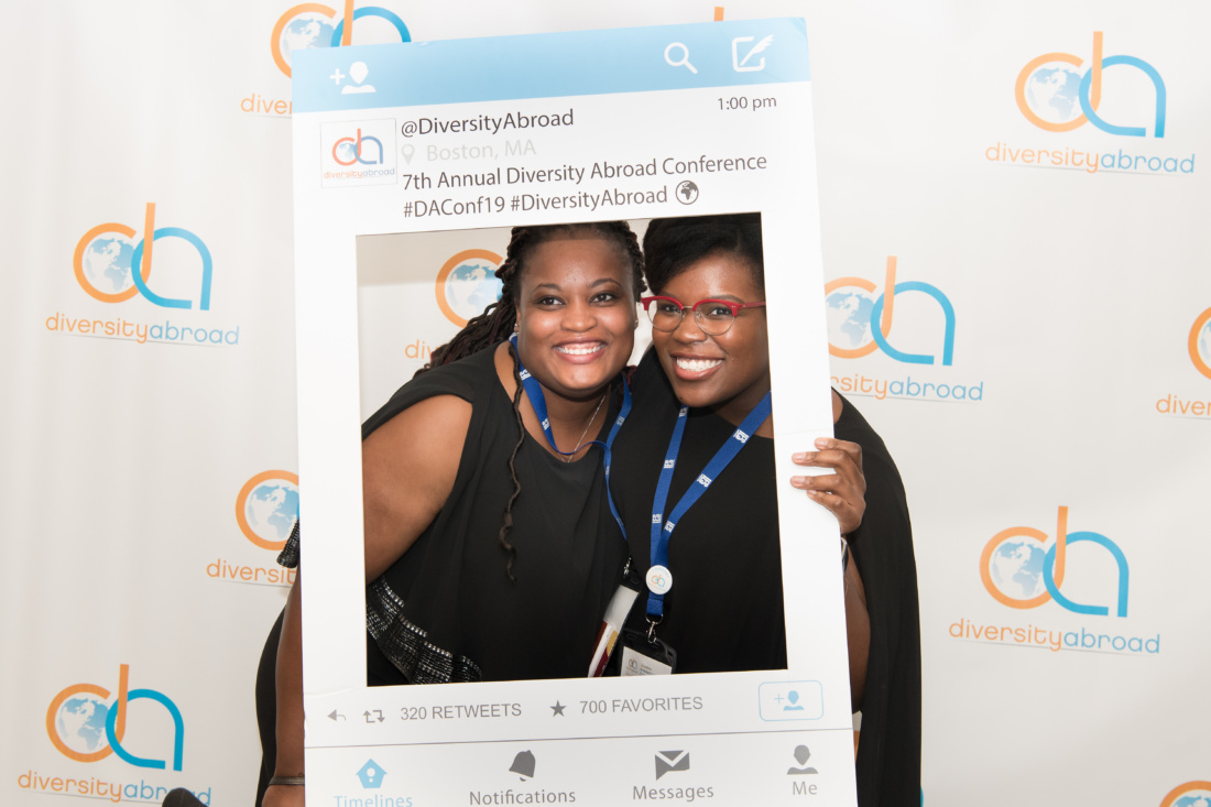 Past Conferences   2019 7th Diversity Abroad Conference